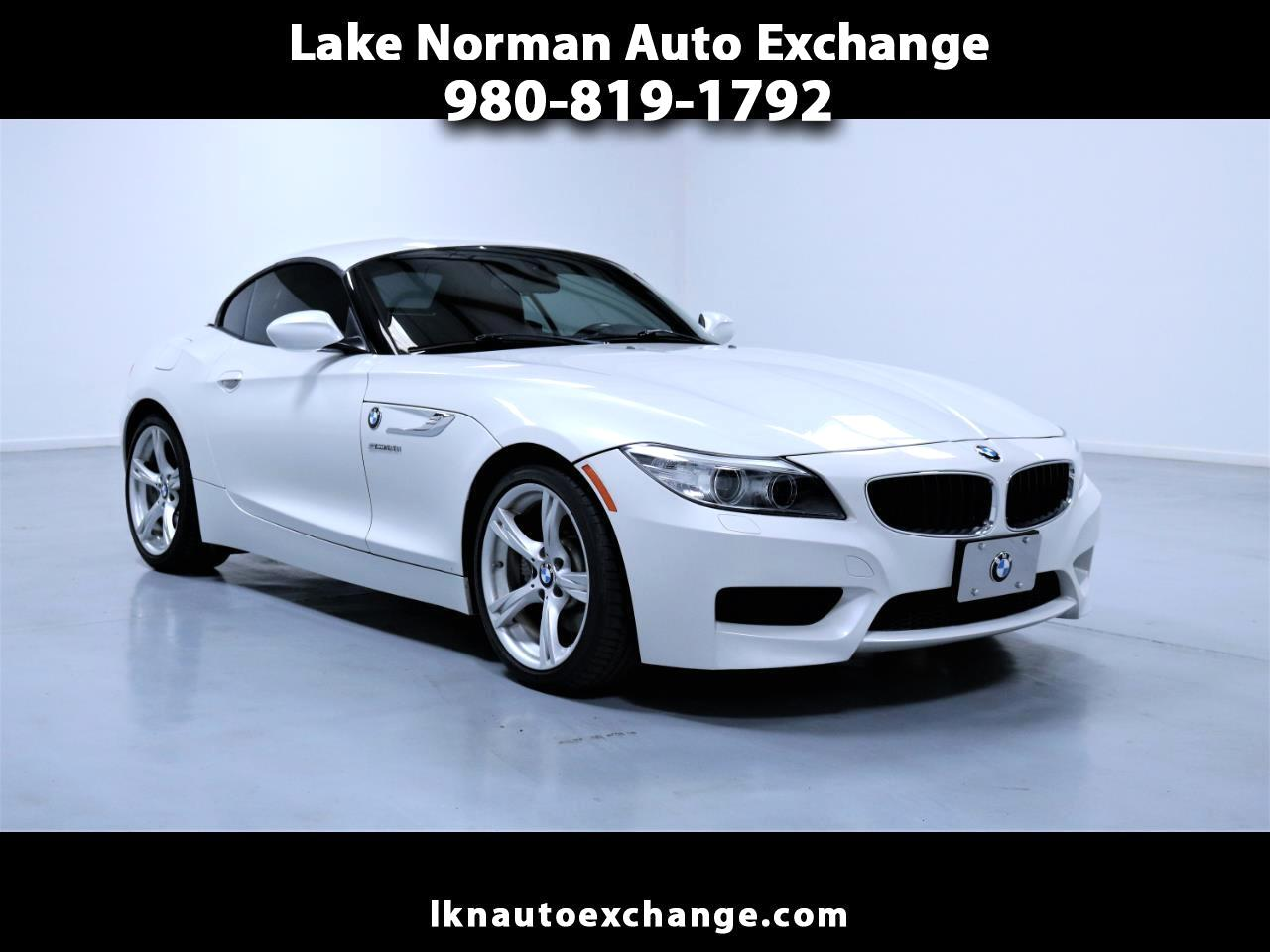 2016 BMW Z4 2dr Roadster sDrive28i