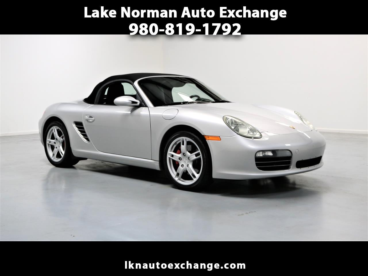 2008 Porsche Boxster 2dr Roadster S Limited Edition