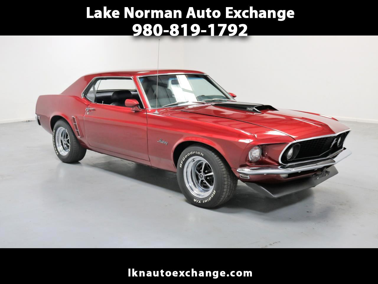 1969 Ford Mustang 2dr Coupe GT