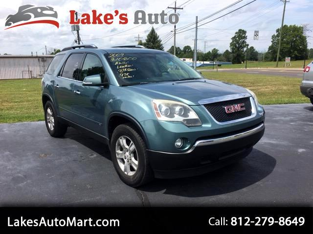 Lakes auto bedford in new used cars trucks sales service 2009 gmc acadia awd 4dr slt1 publicscrutiny Gallery