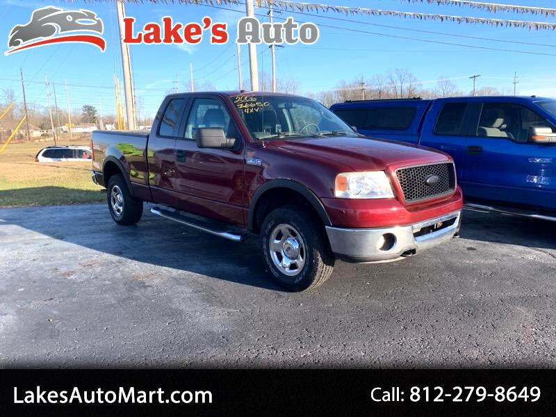 "Ford F-150 Supercab 145"" Lariat 4WD 2006"