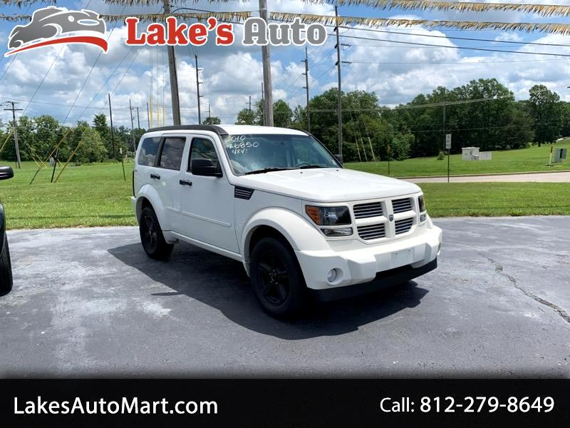 Dodge Nitro 4WD 4dr SXT *Ltd Avail* 2010