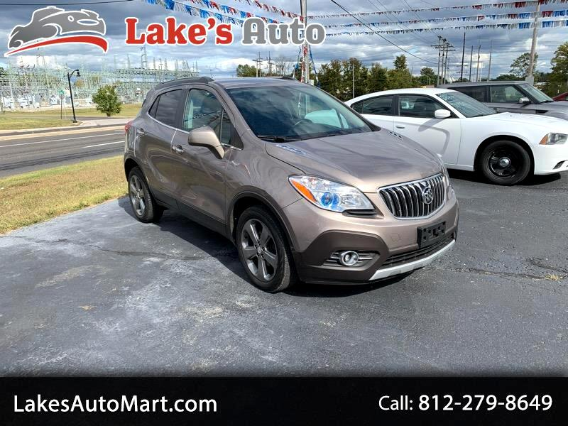 Buick Encore AWD 4dr Convenience 2013