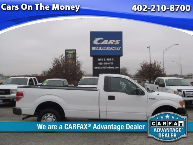 "2013 Ford F-150 Reg Cab 145"" XL"
