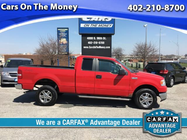 2007 Ford F-150 XLT 4WD SuperCab 6.5' Box