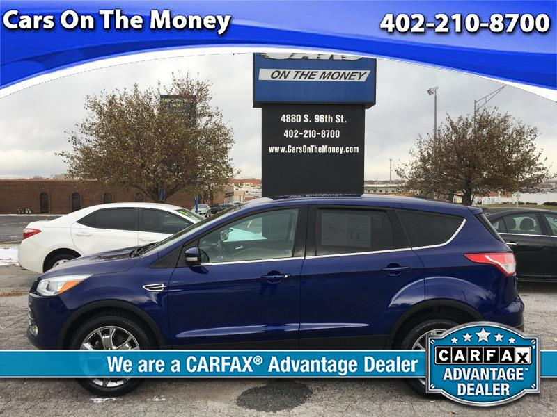 Ford Escape SEL FWD 2013