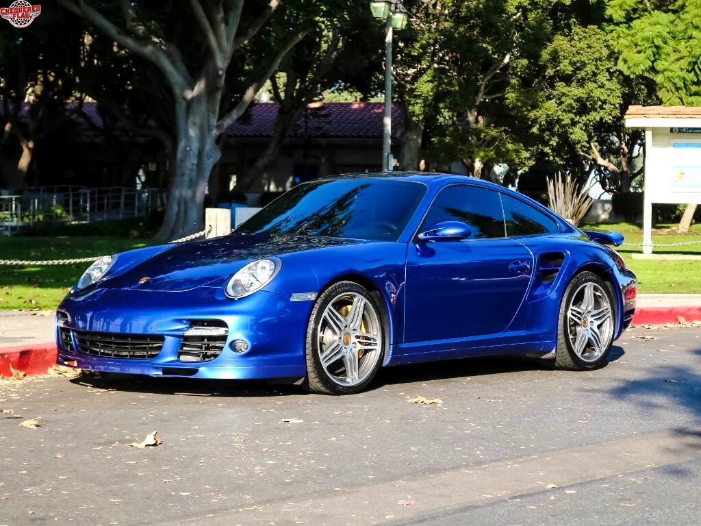 2008 Porsche 911 Turbo Coupe