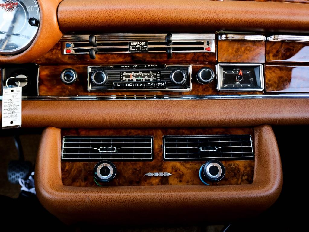 1970 Mercedes-Benz 280 SE Coupe