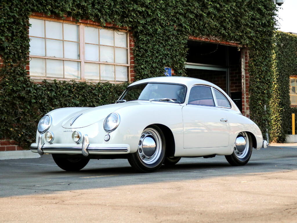 "1953 Porsche 356 Pre A ""Bent Window"""
