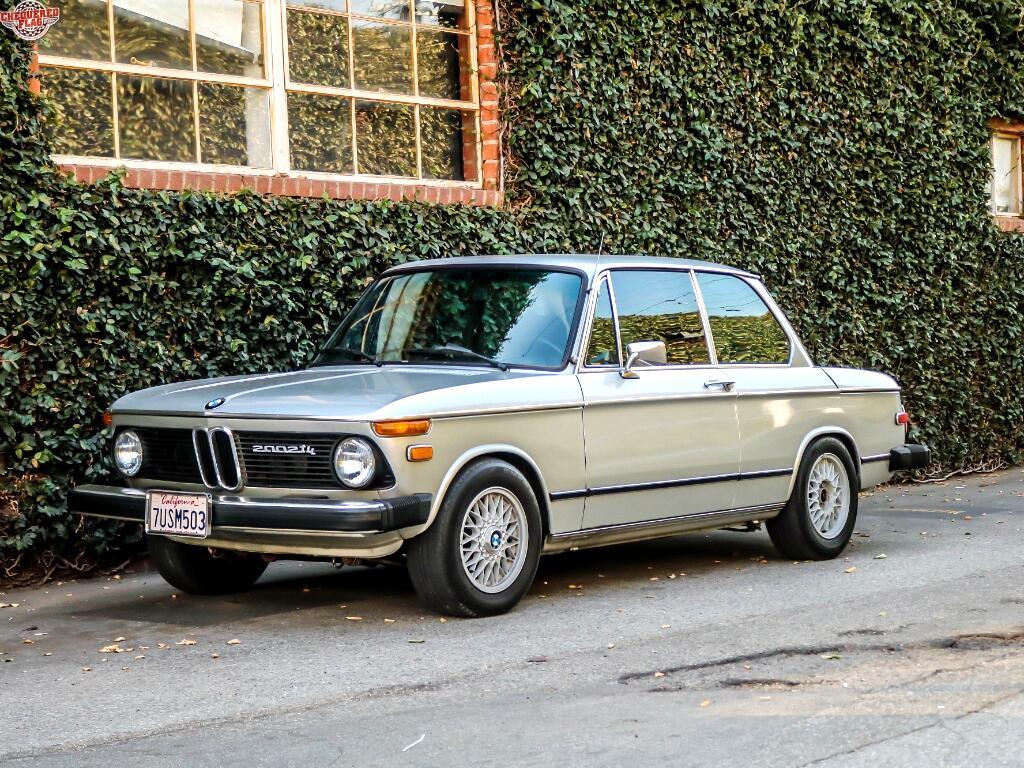 1974 BMW 2002 Tii