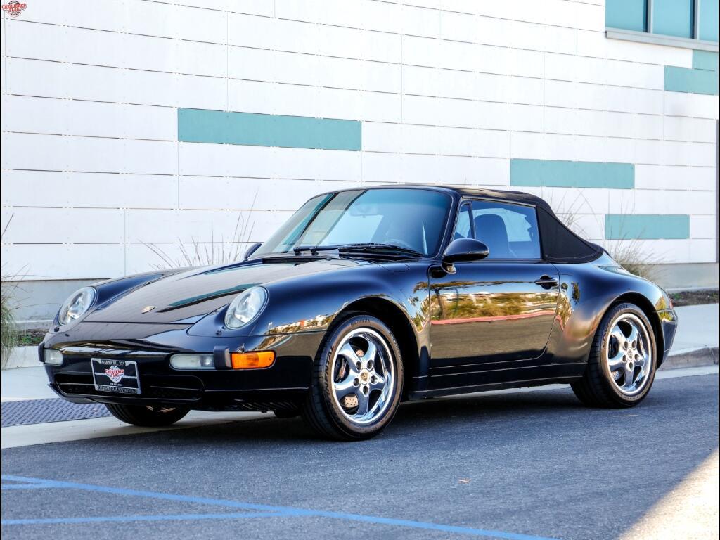 1995 Porsche 993 Tip Cabriolet