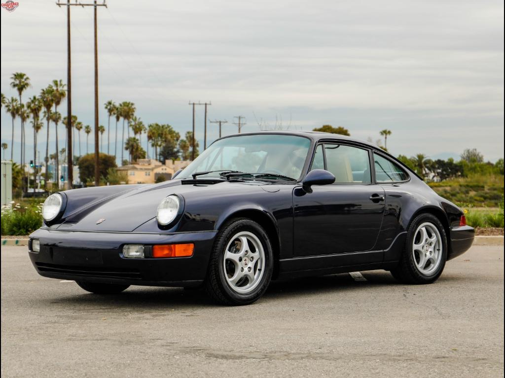 1994 Porsche 964 C2 Coupe