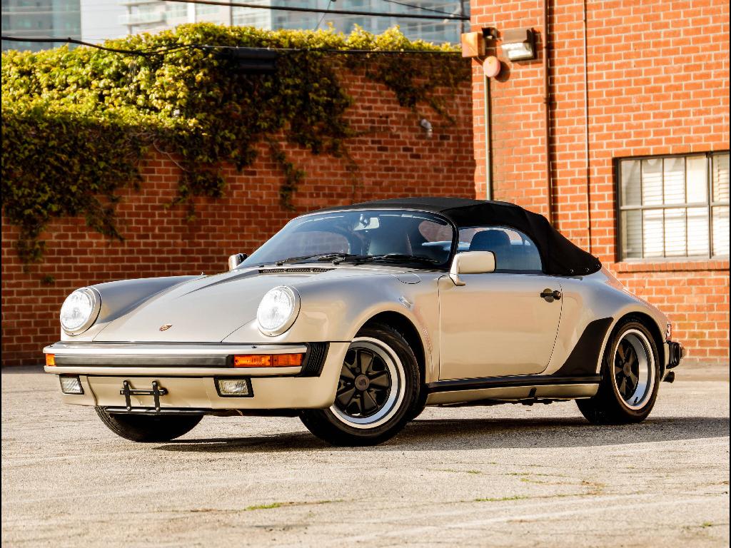 1989 Porsche 911 G50 Speedster