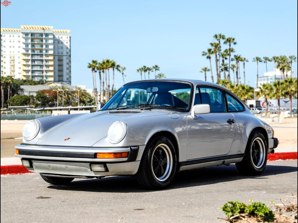 1987 Porsche 911 Carrera G50 Coupe