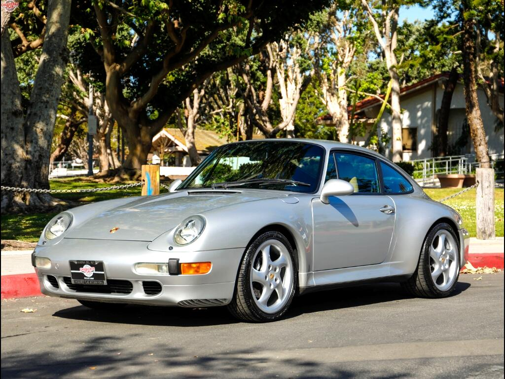 1997 Porsche C2S Coupe