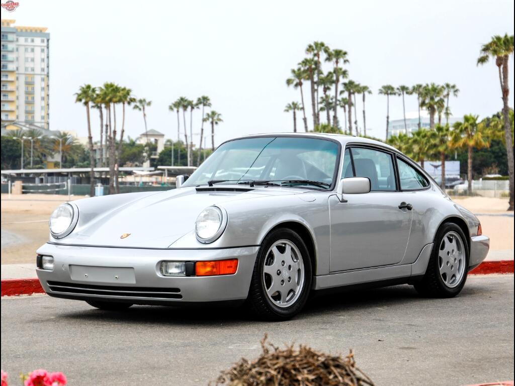 1990 Porsche 964 C4 Coupe