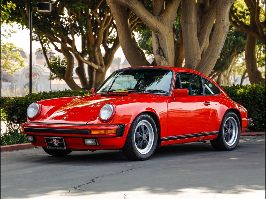 1987 Porsche 911 G50 Coupe