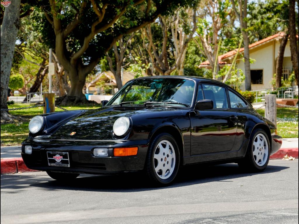 1991 Porsche 964 C4 Coupe