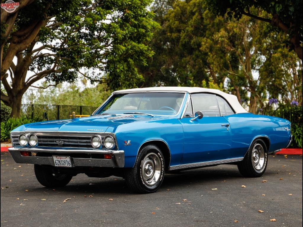 1967 Chevrolet Chevelle Convertible SS Clone