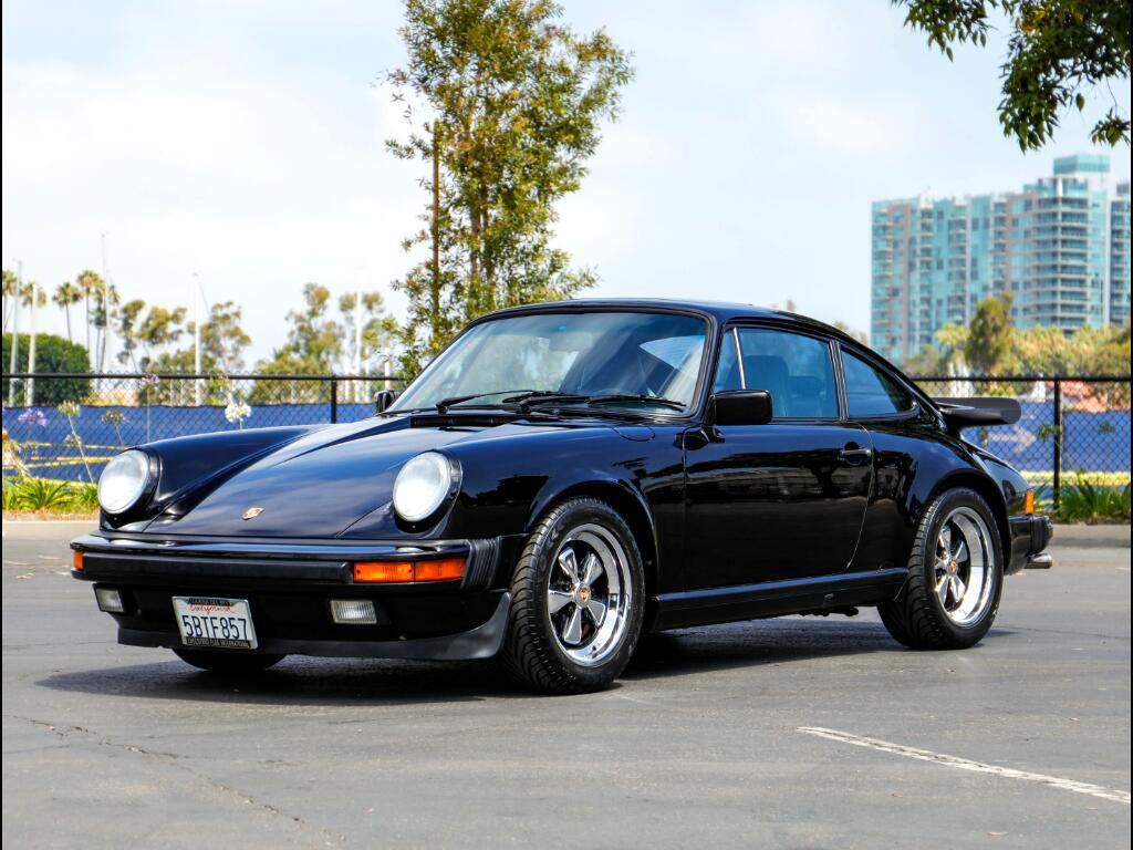 1987 Porsche 911 Carrera G50 Coupe