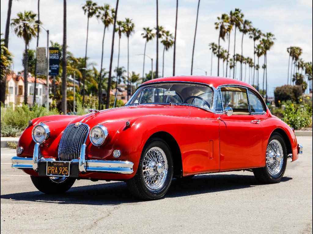 1961 Jaguar XK 150 3.8 Liter Coupe