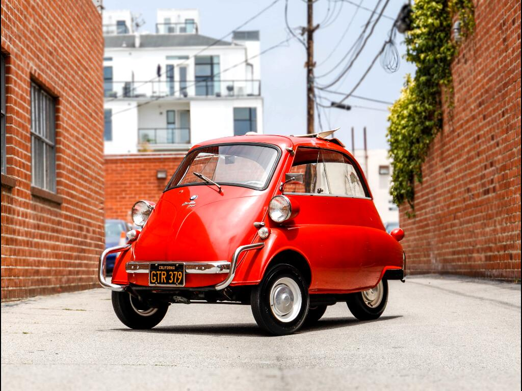 1958 BMW Isetta 300 Coupe