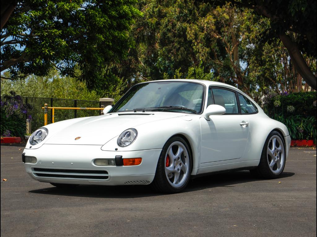1995 Porsche 993 C2 Coupe
