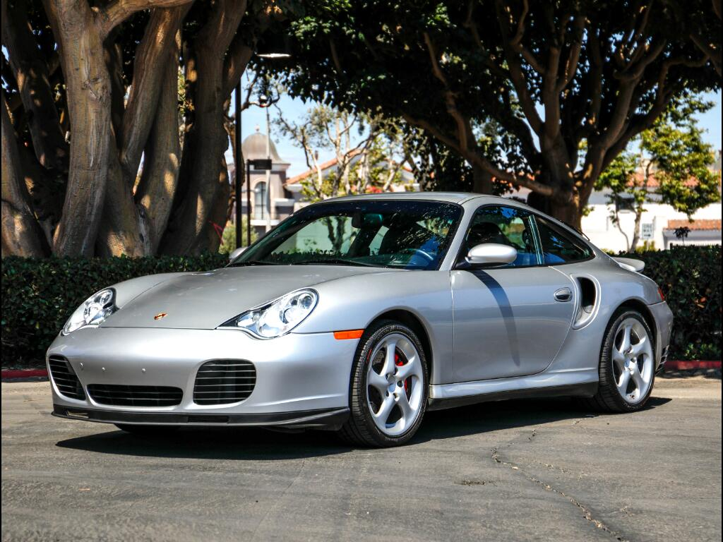 2003 Porsche 911 Turbo Carrera Coupe