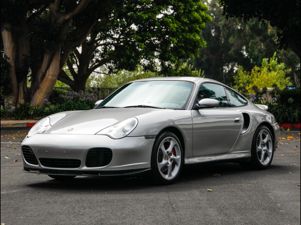 2002 Porsche 911 Turbo 6 Speed Coupe