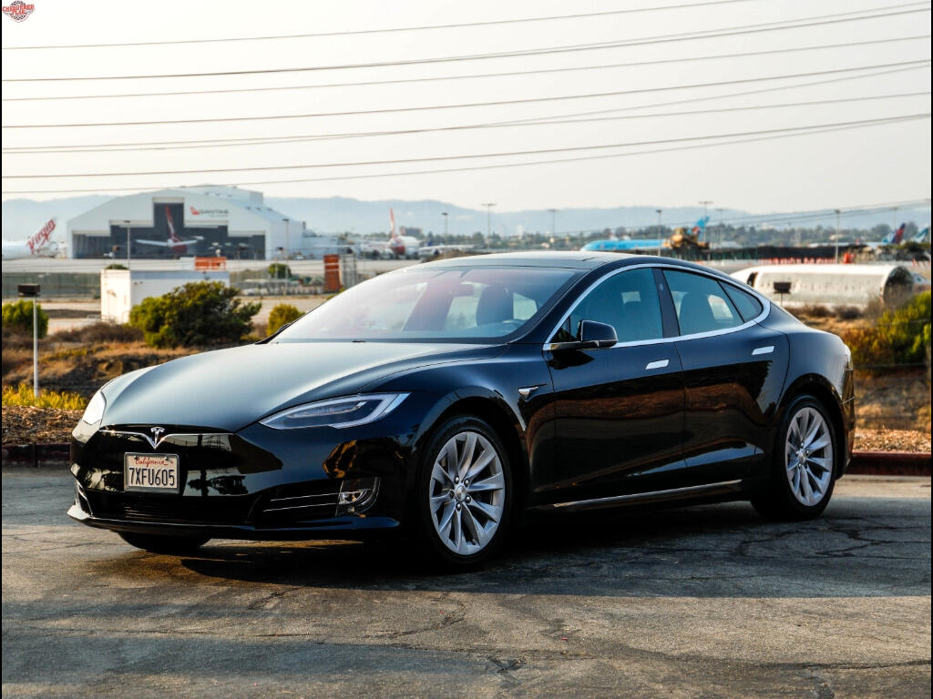 2016 Tesla Model S 2016.5 4dr Sdn AWD 90D