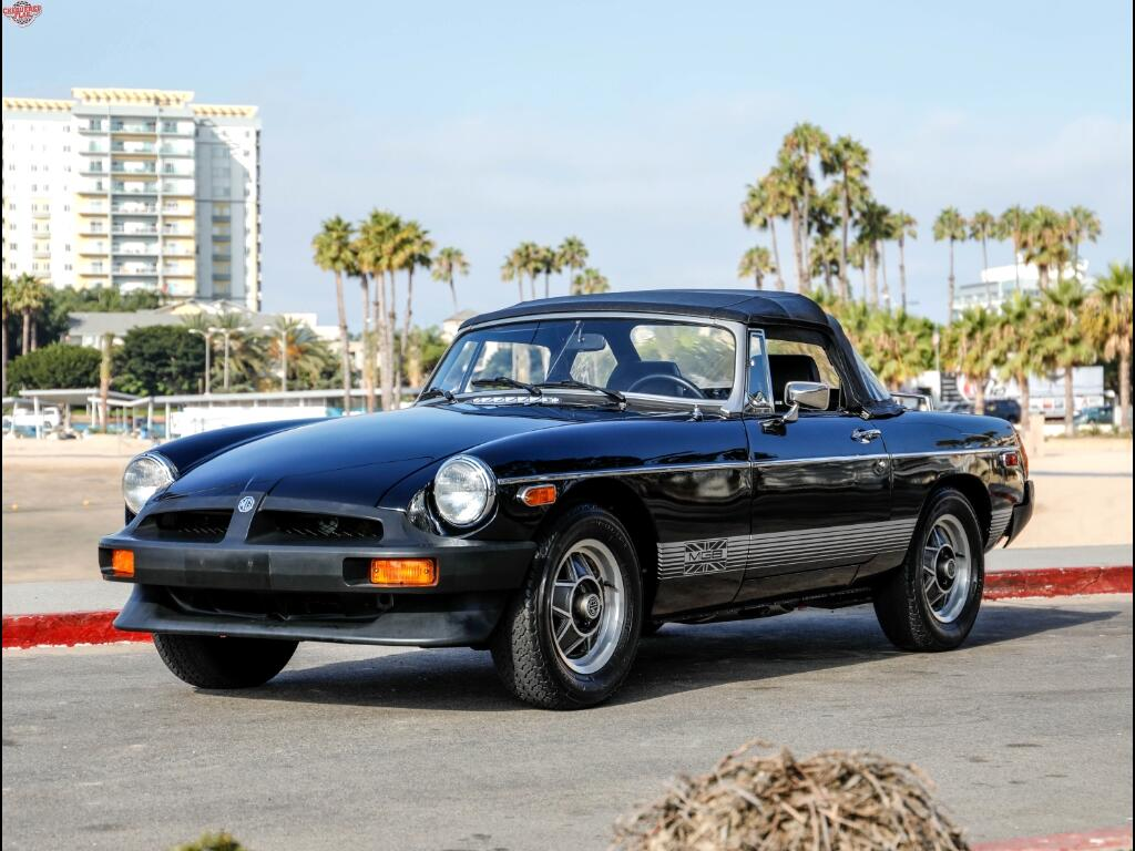 1979 MGB Roadster Special Edition