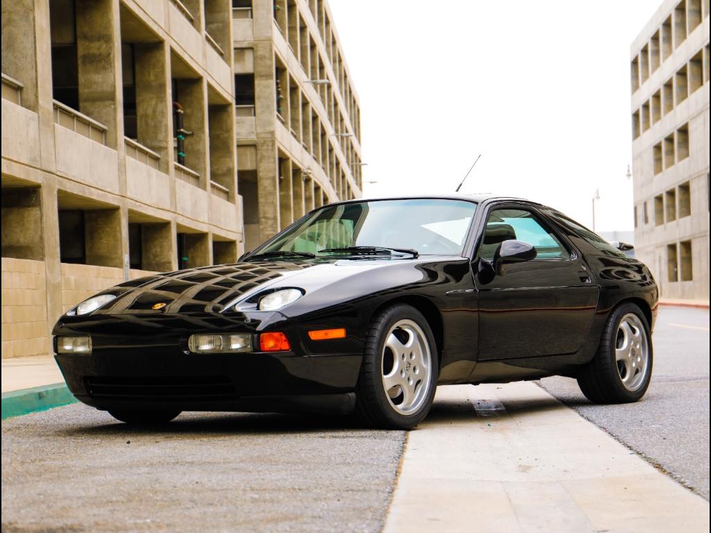 1993 Porsche 928 GTS 5 Speed