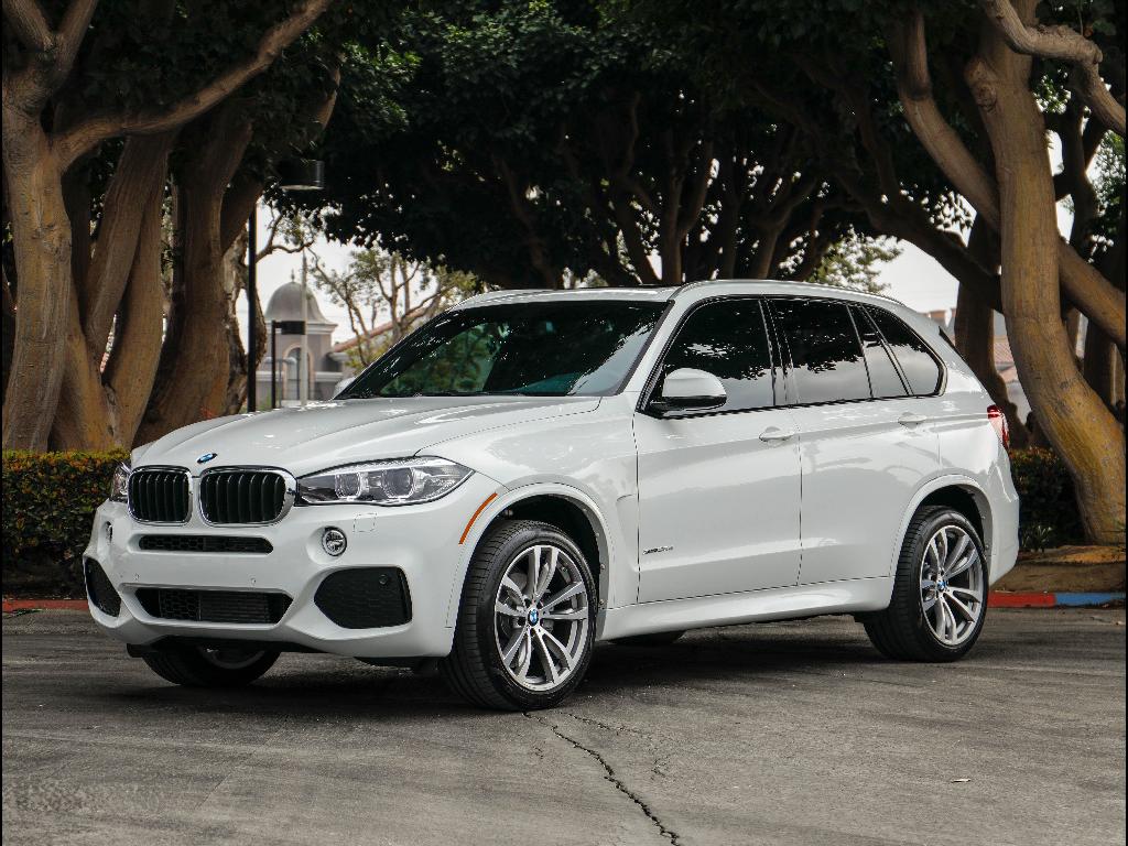 2017 BMW X5 xDrive35d Sports Activity Vehicle