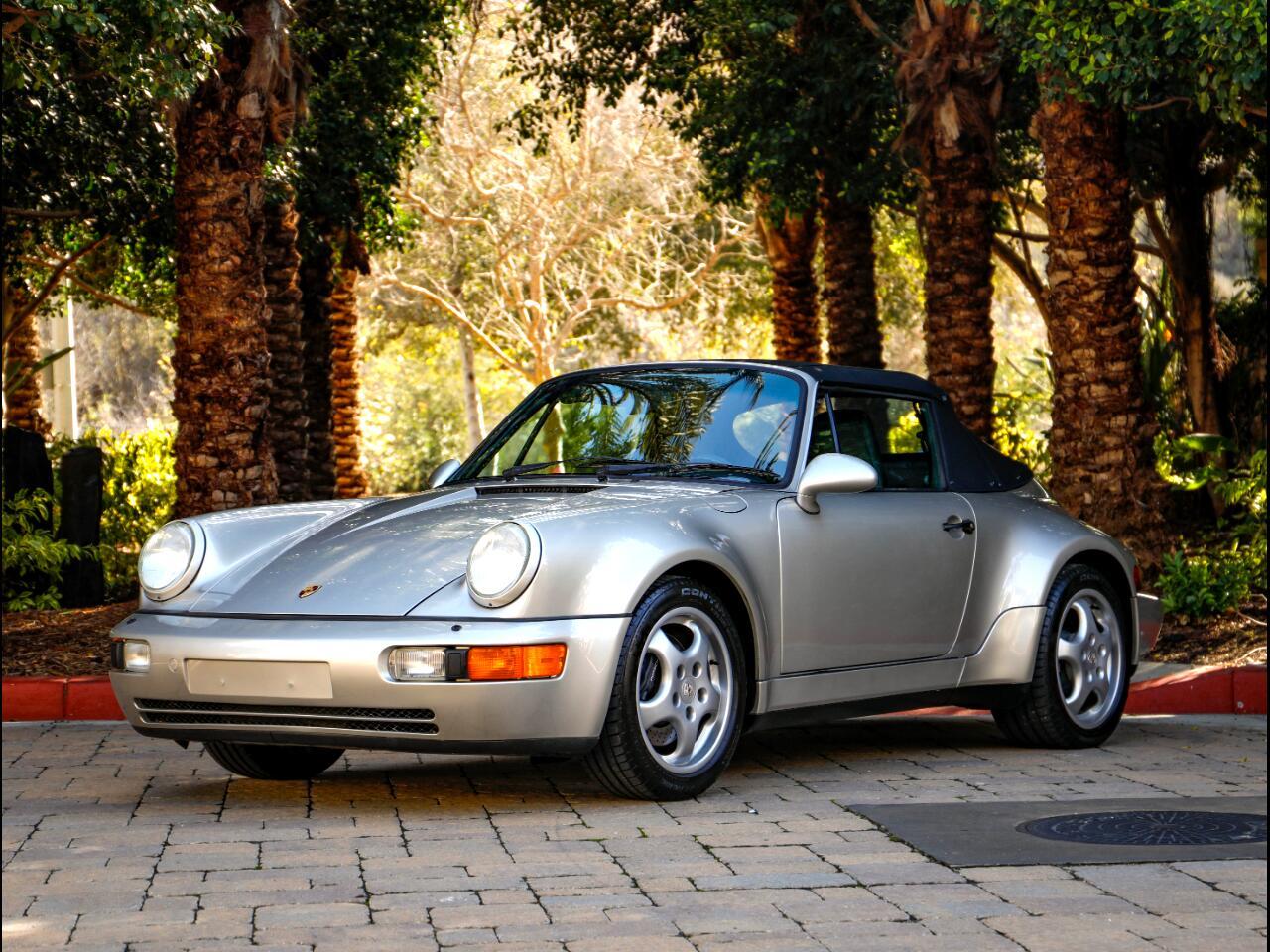 1992 Porsche 964 America Roadster