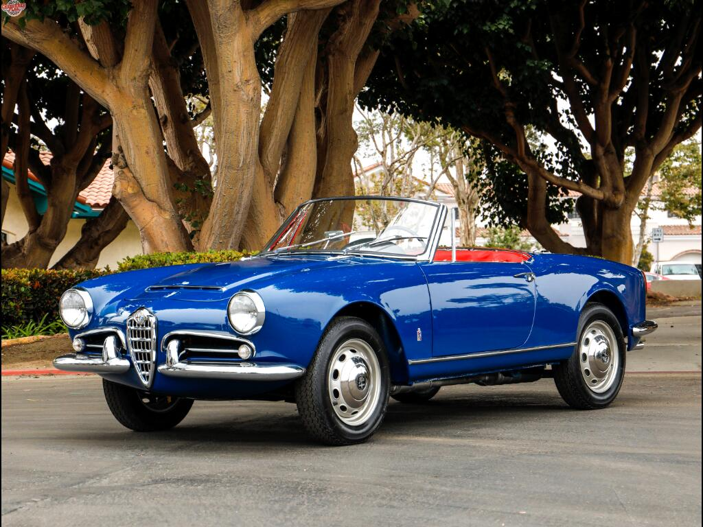 Used 1965 Alfa Romeo Giulia Sold In Marina Del Rey Ca 90292 Chequered Flag International