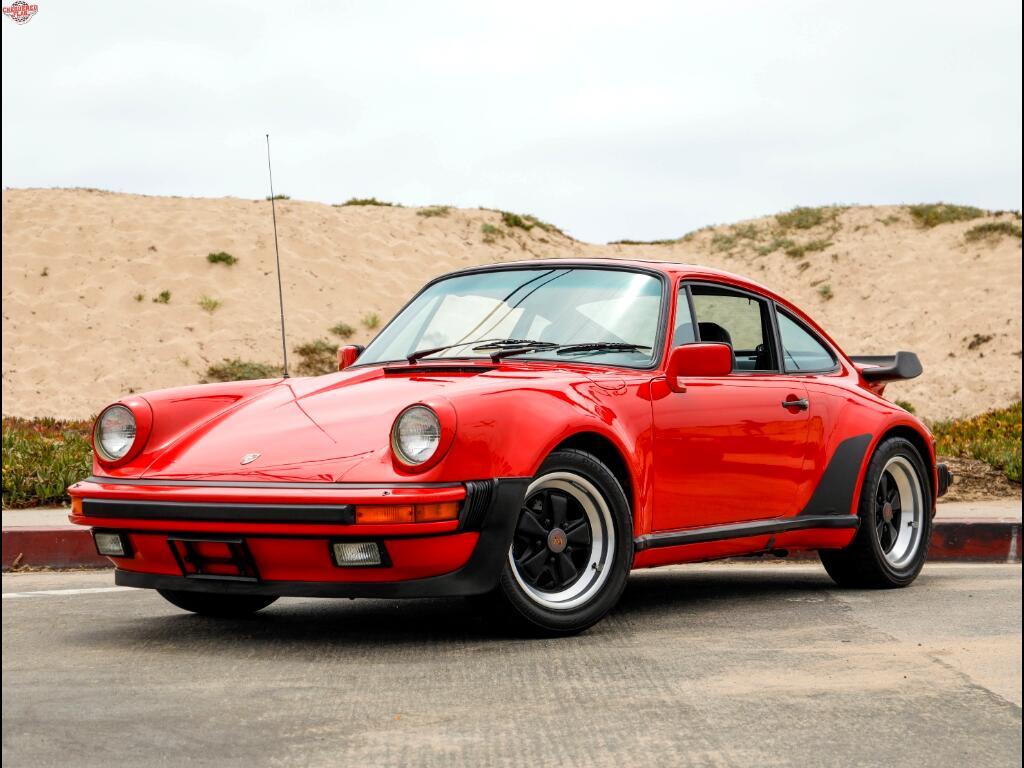 1984 Porsche 911 M491 Turbo Look Coupe