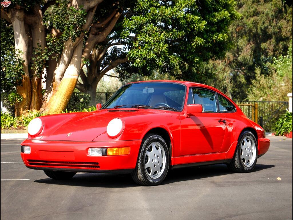 1990 Porsche 964 C2 Coupe
