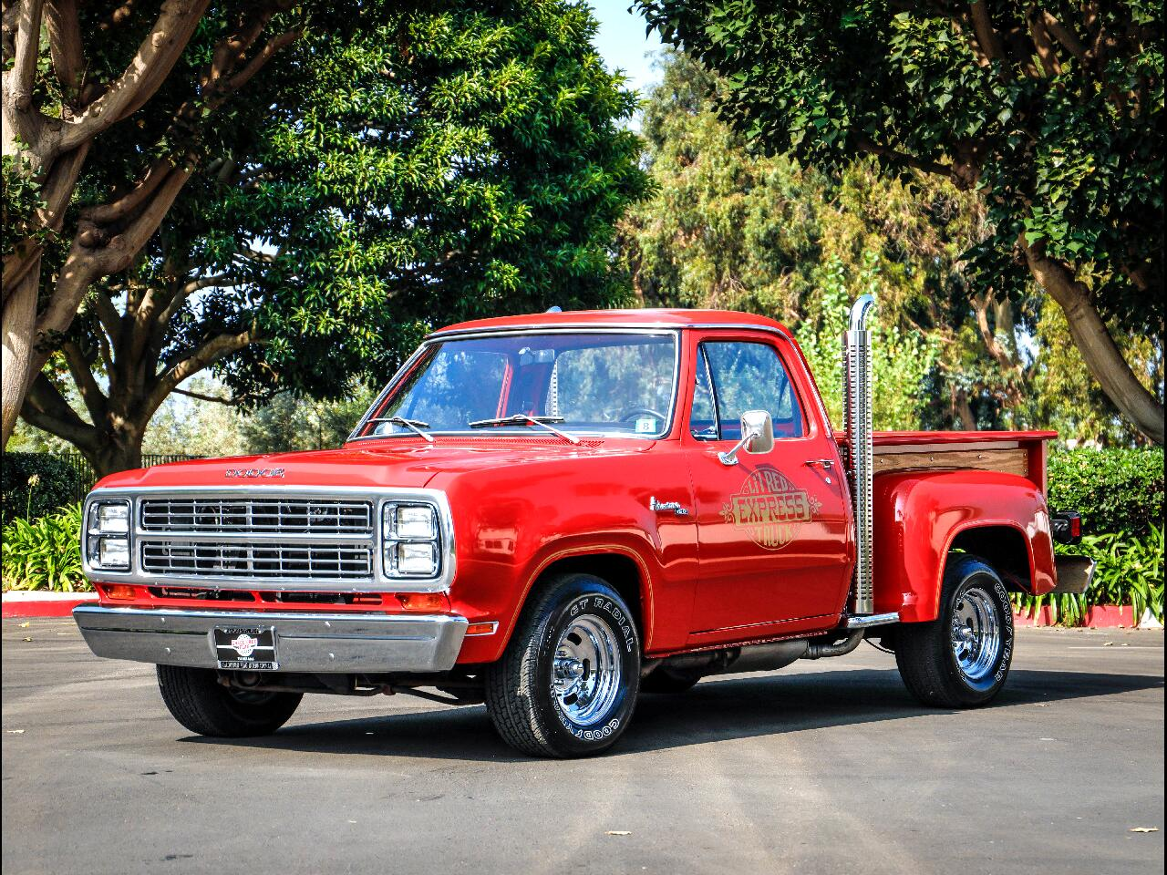 1979 Dodge Lil Red Truck Express 150 Pick up