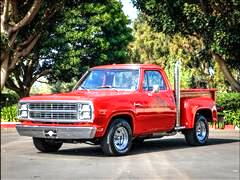 1979 Dodge Lil Red Truck Express