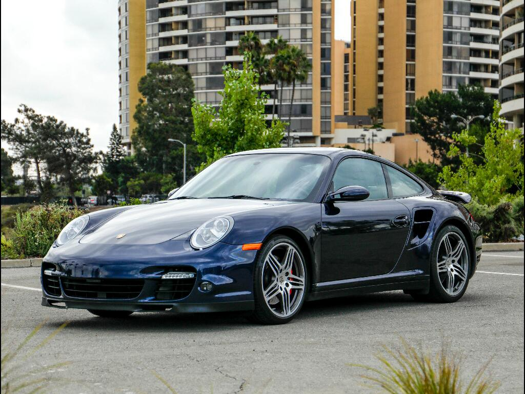 2008 Porsche 911 2dr Cpe Turbo