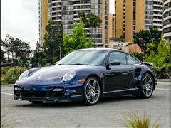2008 Porsche 911 Turbo