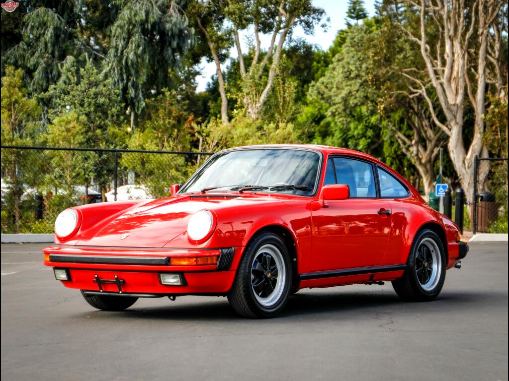 1988 Porsche 911 Carrera G50 Coupe