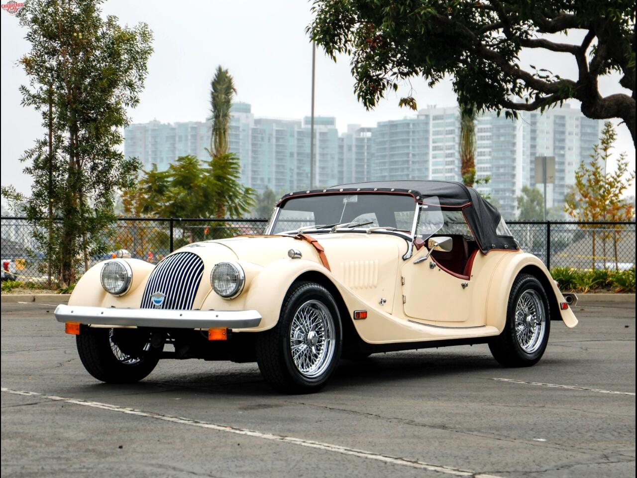 1983 Morgan Plus 4