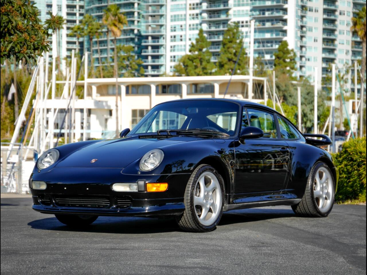 1998 Porsche C2S 6 Speed