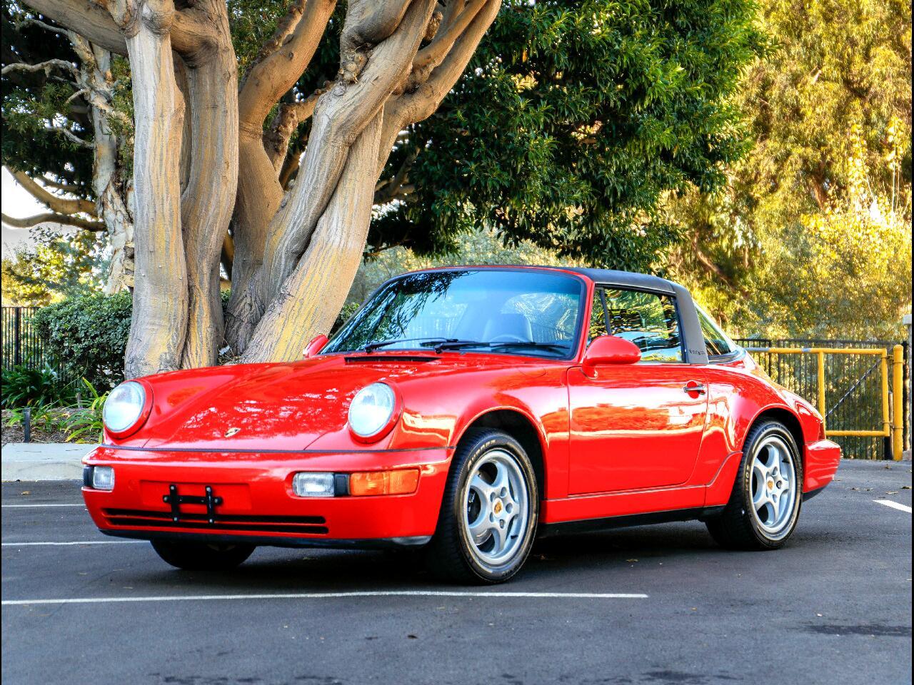 1991 Porsche 964 C4 Targa