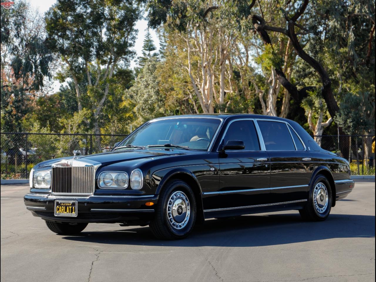 2001 Rolls-Royce Park Ward Limosine