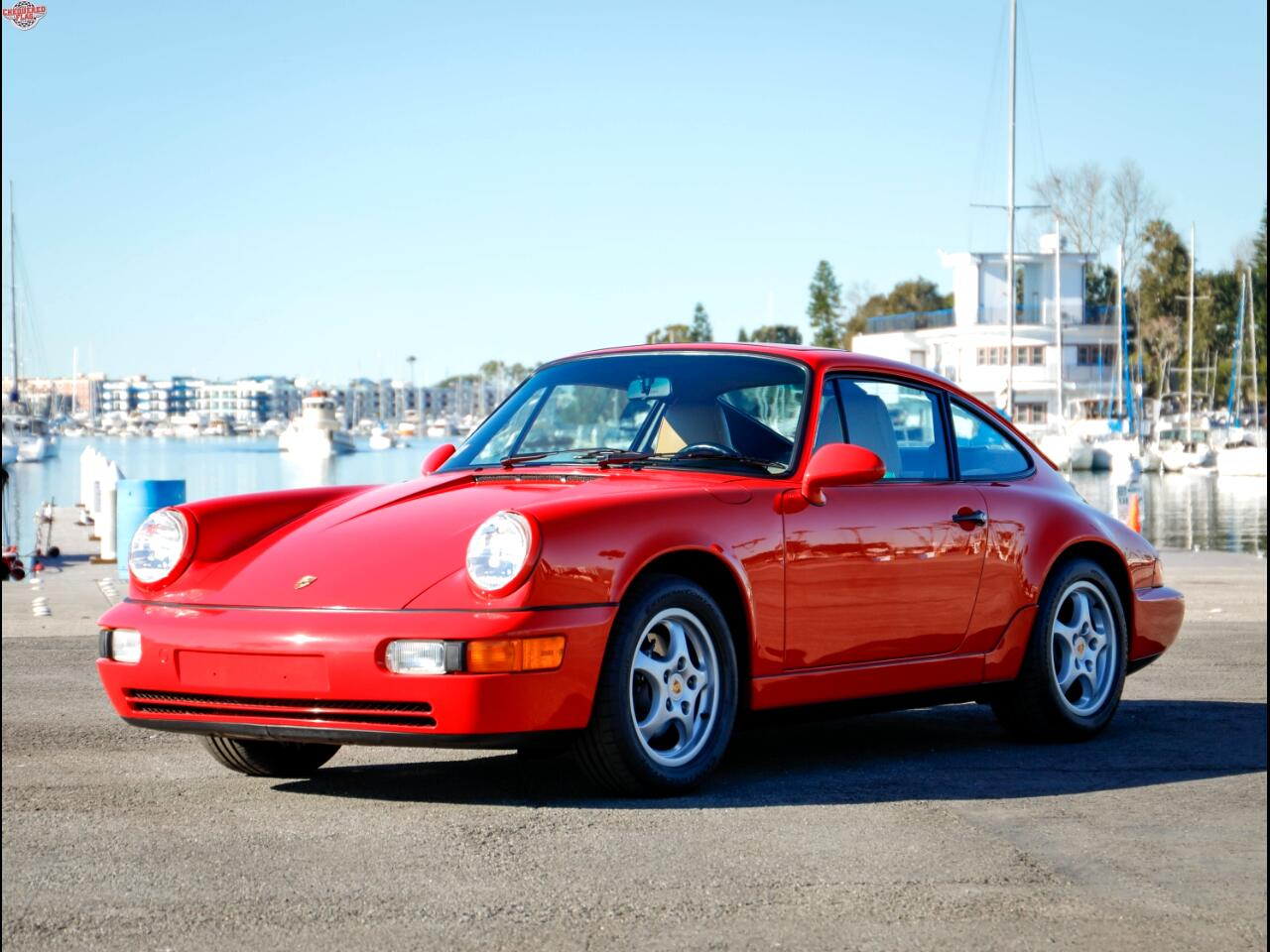1992 Porsche 964 Series 2 C2 Coupe