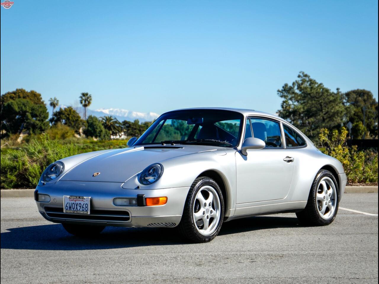 1997 Porsche 993 C2 Coupe