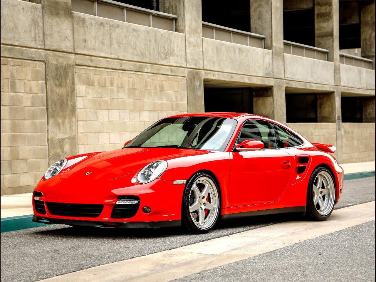 2007 Porsche 911 Turbo 6 Speed Coupe