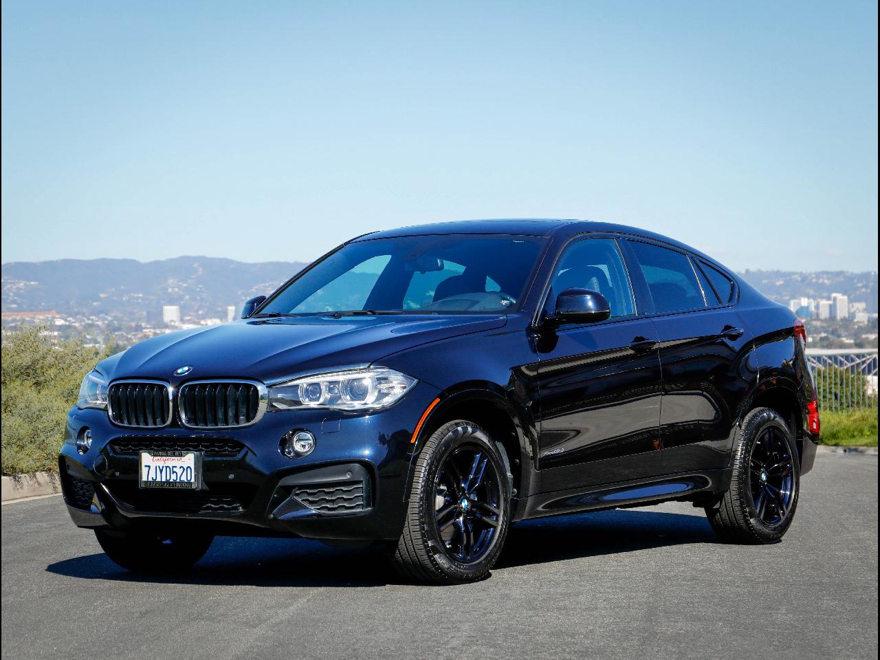 2015 BMW X6 M Sport xDrive